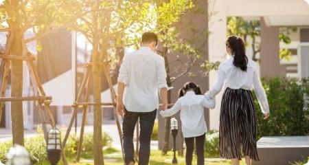 家族の「幸せ」を守ります。