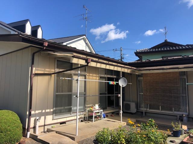 仙台市太白区O様邸・屋根塗装工事