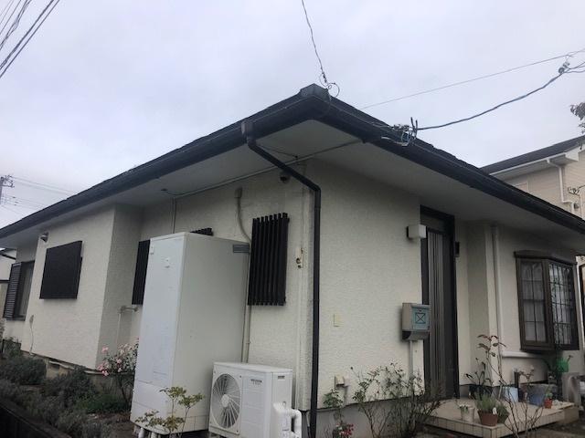 仙台市青葉区K様邸・屋根塗装工事